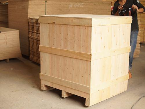 實木包裝箱